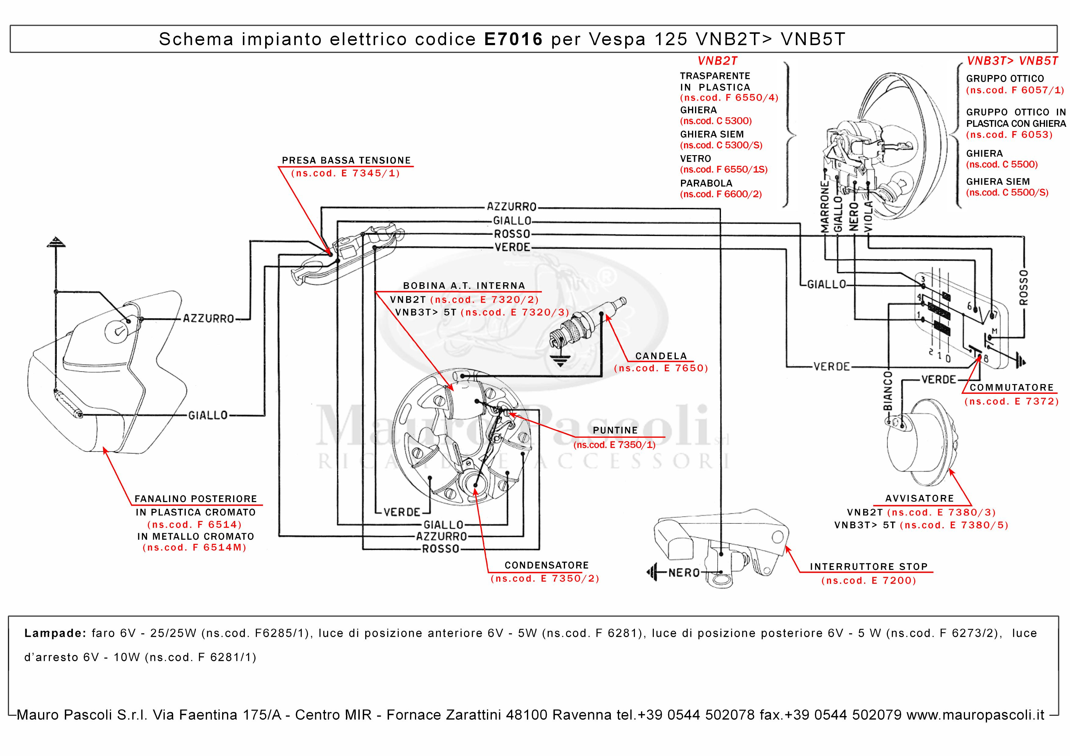 E7016 modern vespa 61 vnb electrical issues vespa vnb wiring diagram at edmiracle.co