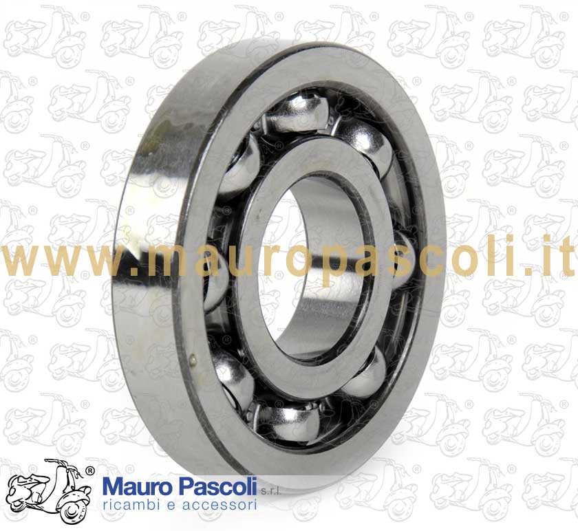 Ball bearing for crankshaft