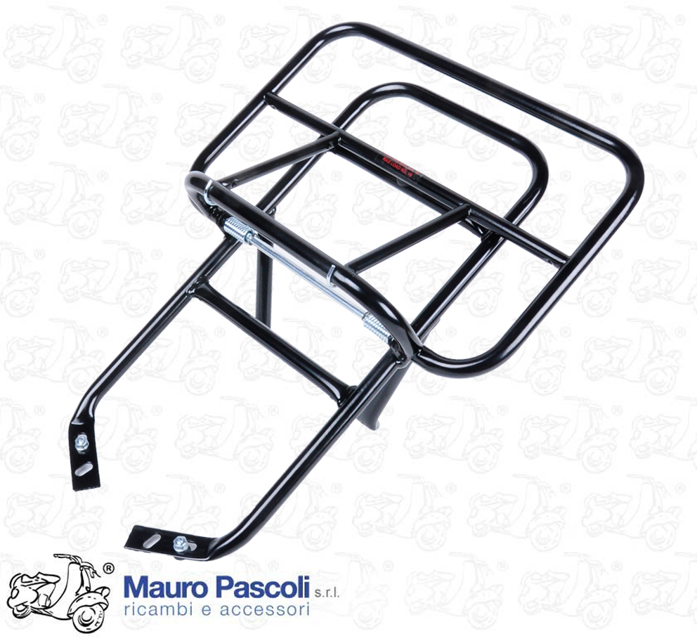 Luggage Carrier rear