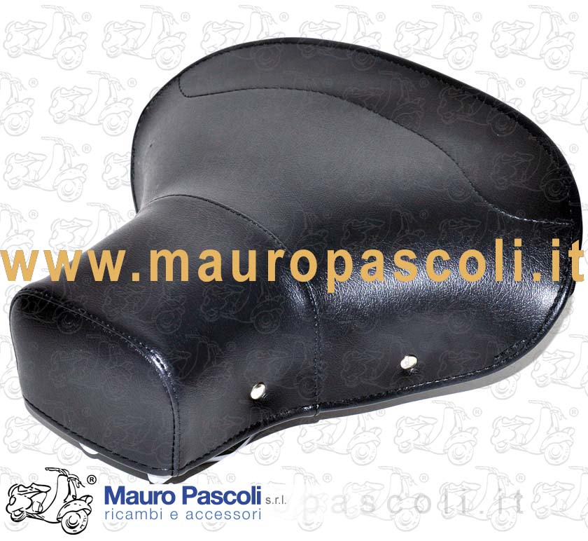 Rear saddle, assy