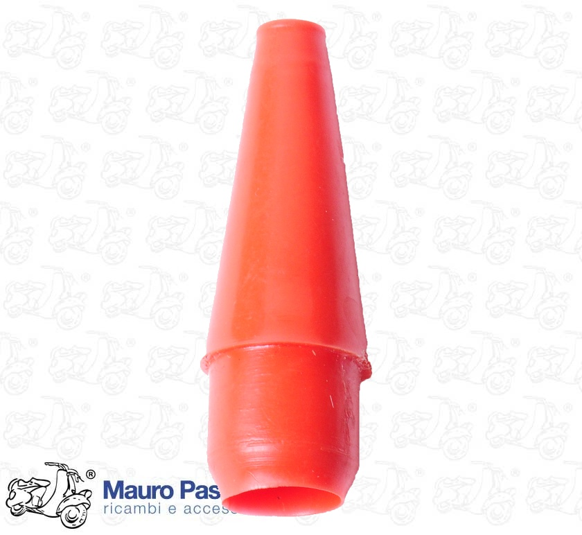 Plastic Terminal (Red - For 14mm Pipe)