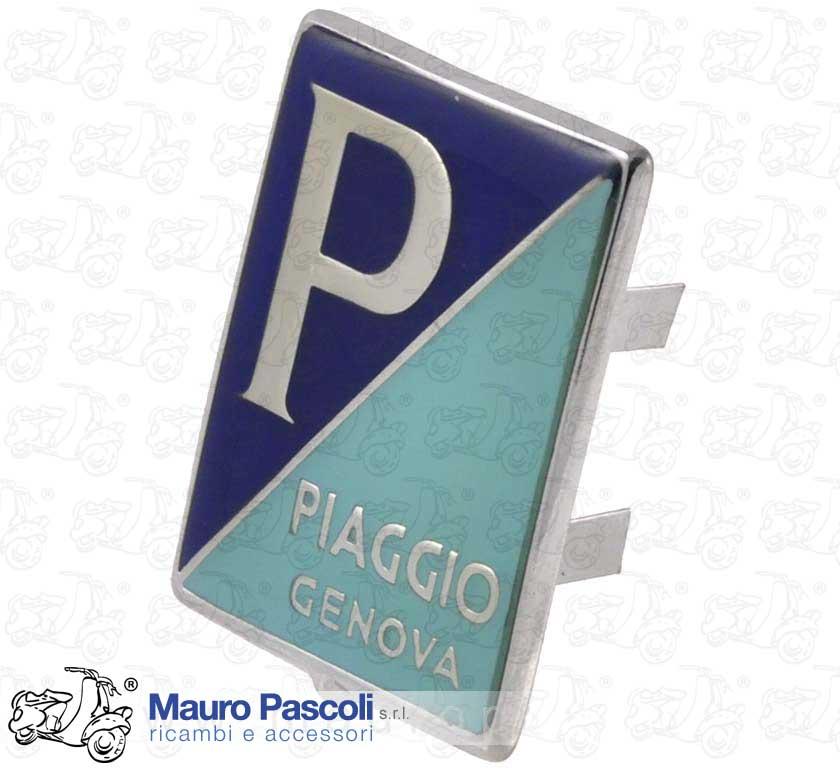 Emblema//SCRITTA PX 125/e per Vespa lato aspirante PX 125/ /2/Pins 158/X 20/mm distanza tra i fori 105/mm