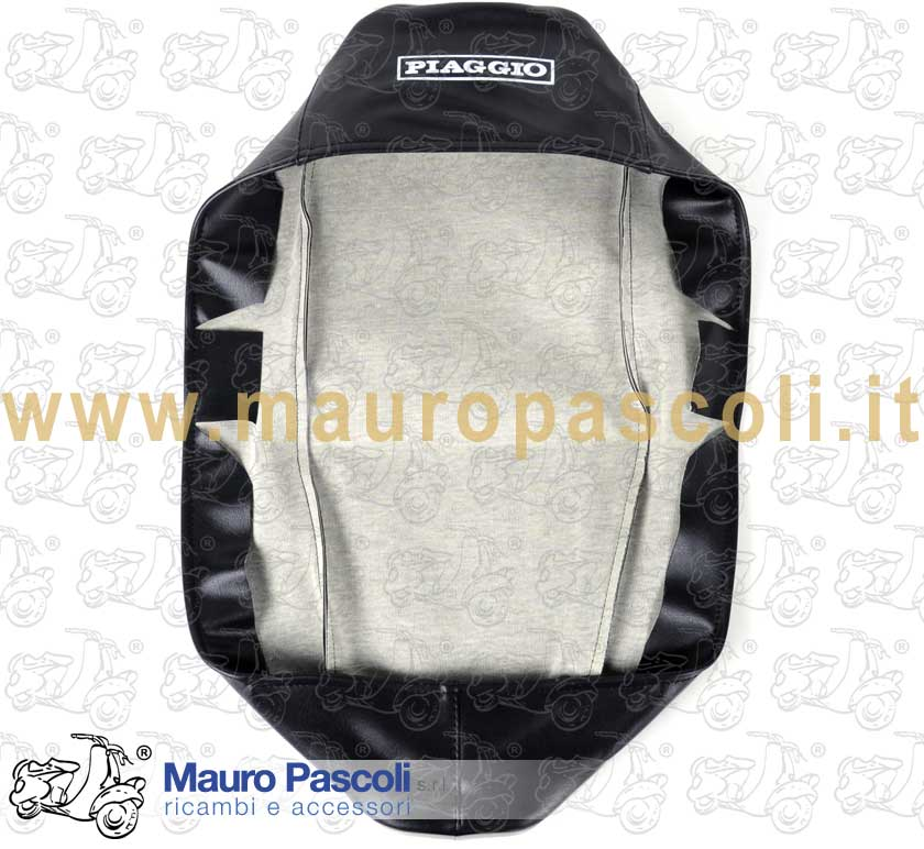 Dual saddle cover