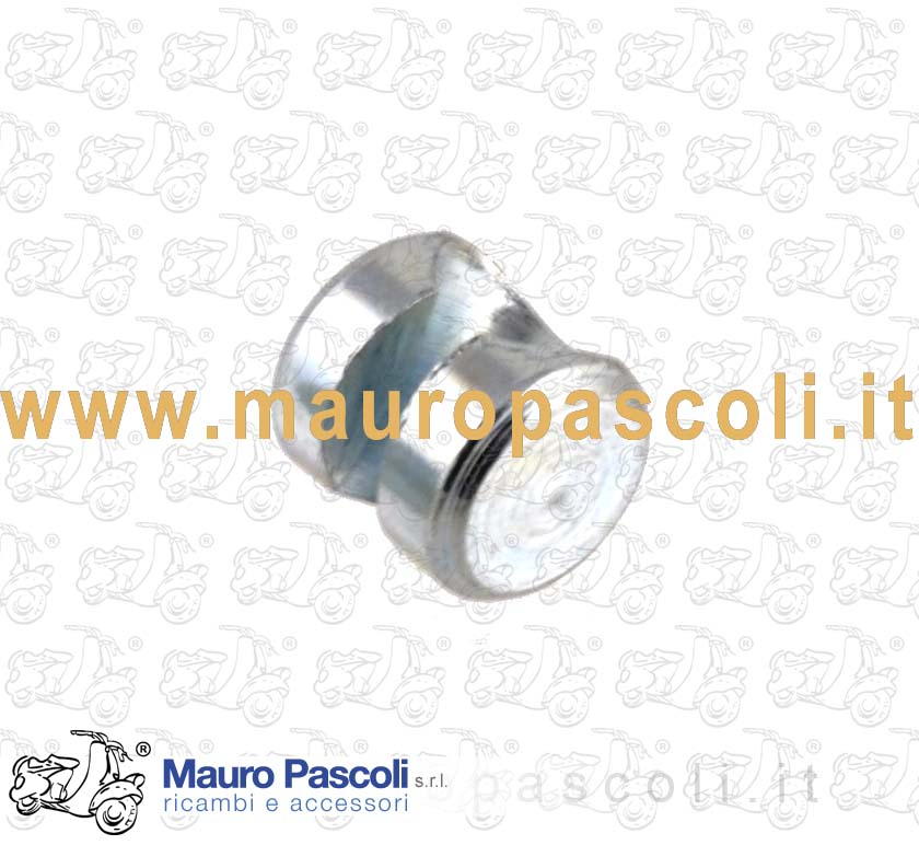 Cable end cap for brake and clutch
