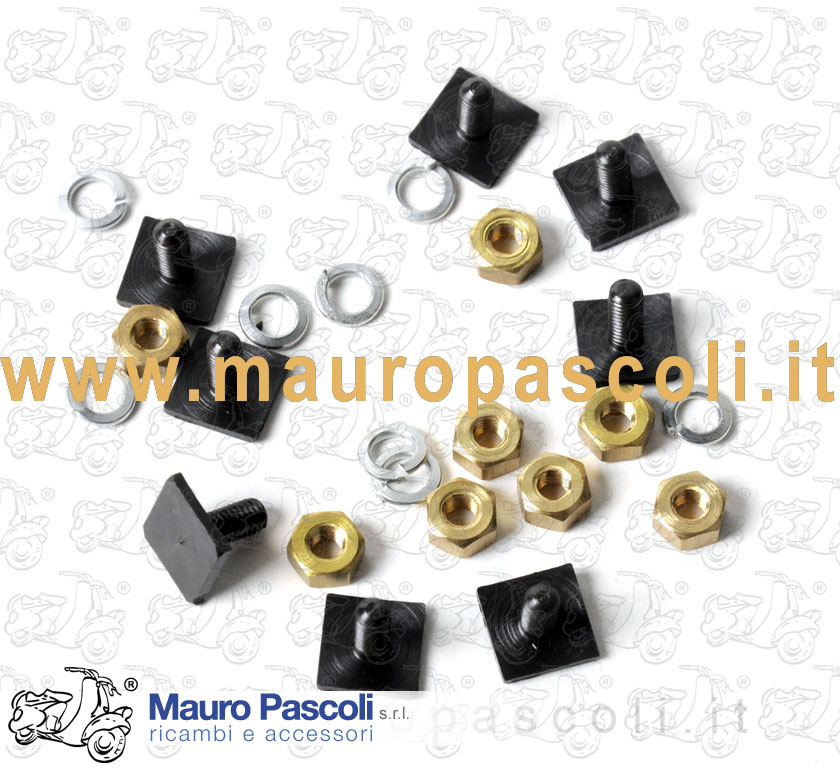 Kit (platelet, bolt, washer, nut)