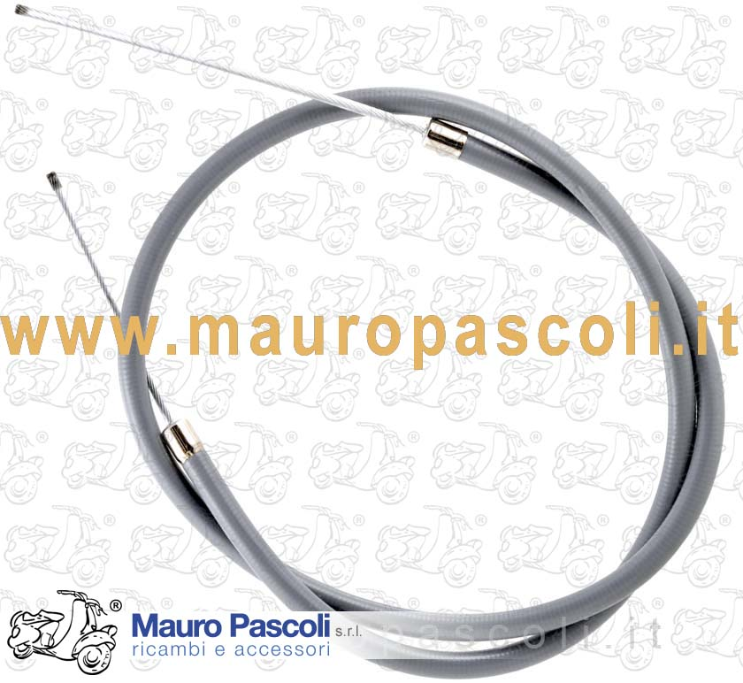 Rear brake cable, assy