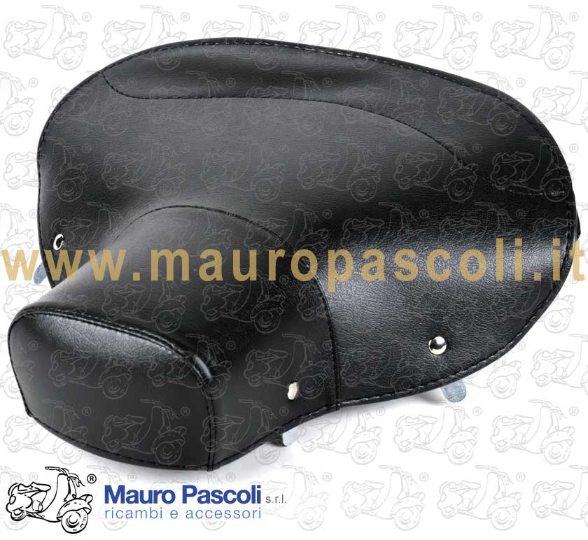 Rear saddle cover