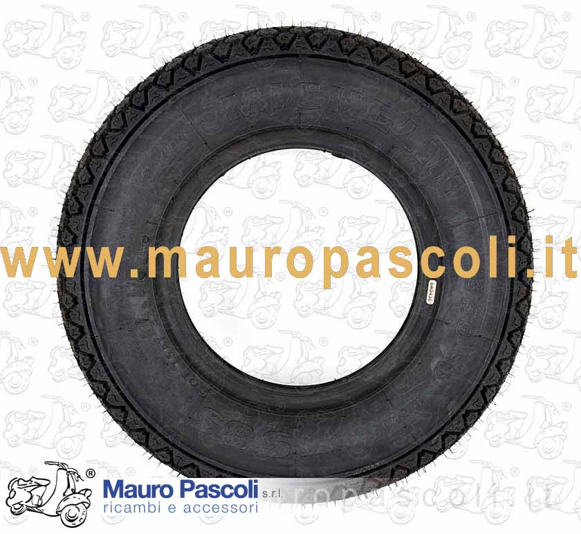 Tyre measure 3 - 50 -8 type S83 MICHELIN