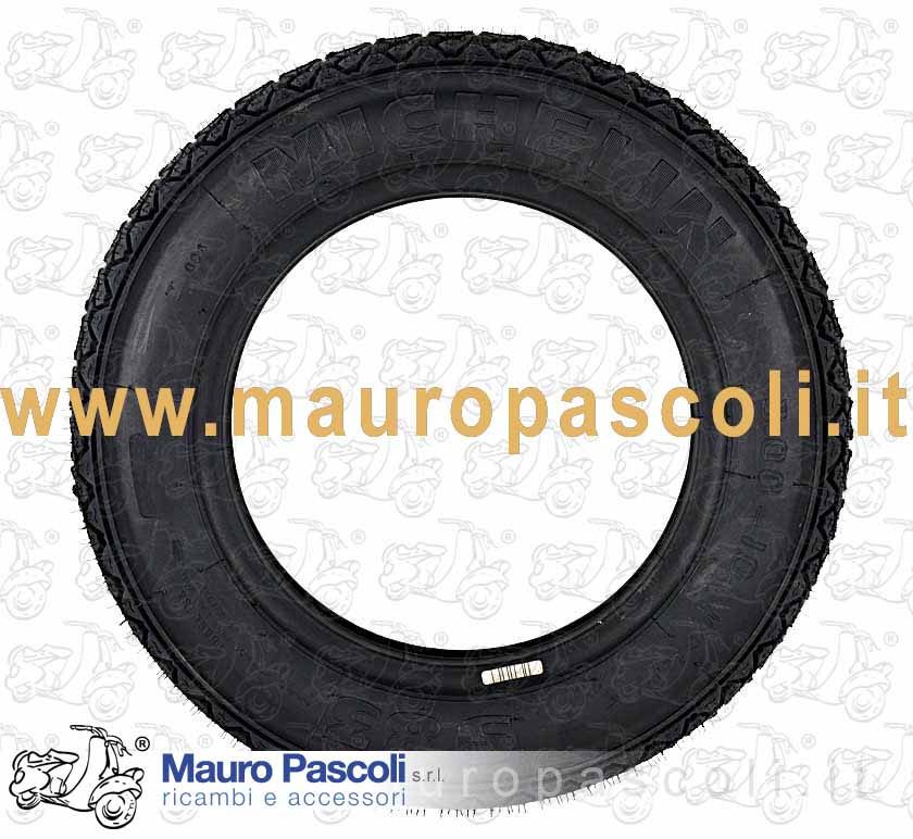 Tyre measure 3 - 00 - 10 type S83 MICHELIN