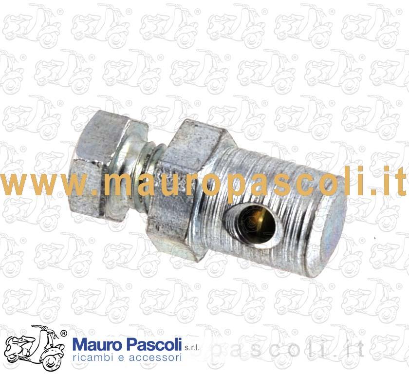 Cable screw nipple (clutch-gear change)