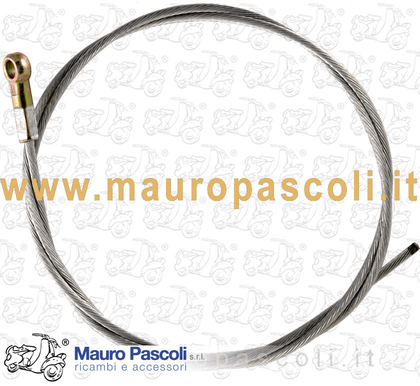 Rear brake cable