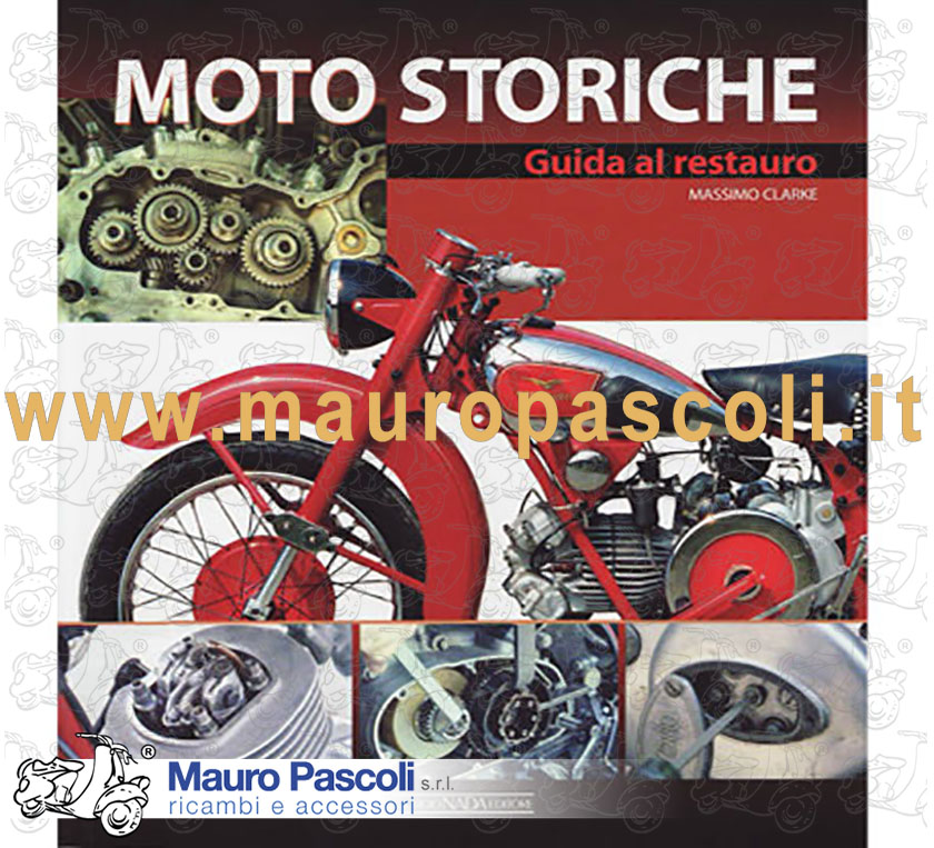 GUIDE FOR RESTORATION OF VINTAGE MOTORCYCLES