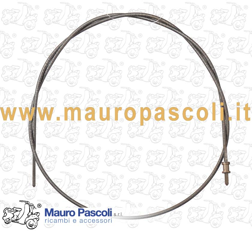 Speedometer cable with washer