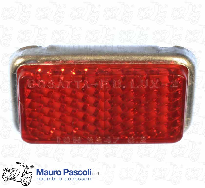 Rear light reflector