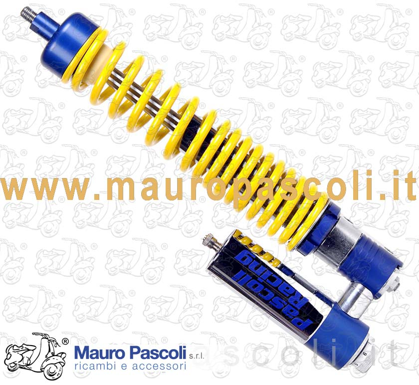 New damper Pascoli Racing