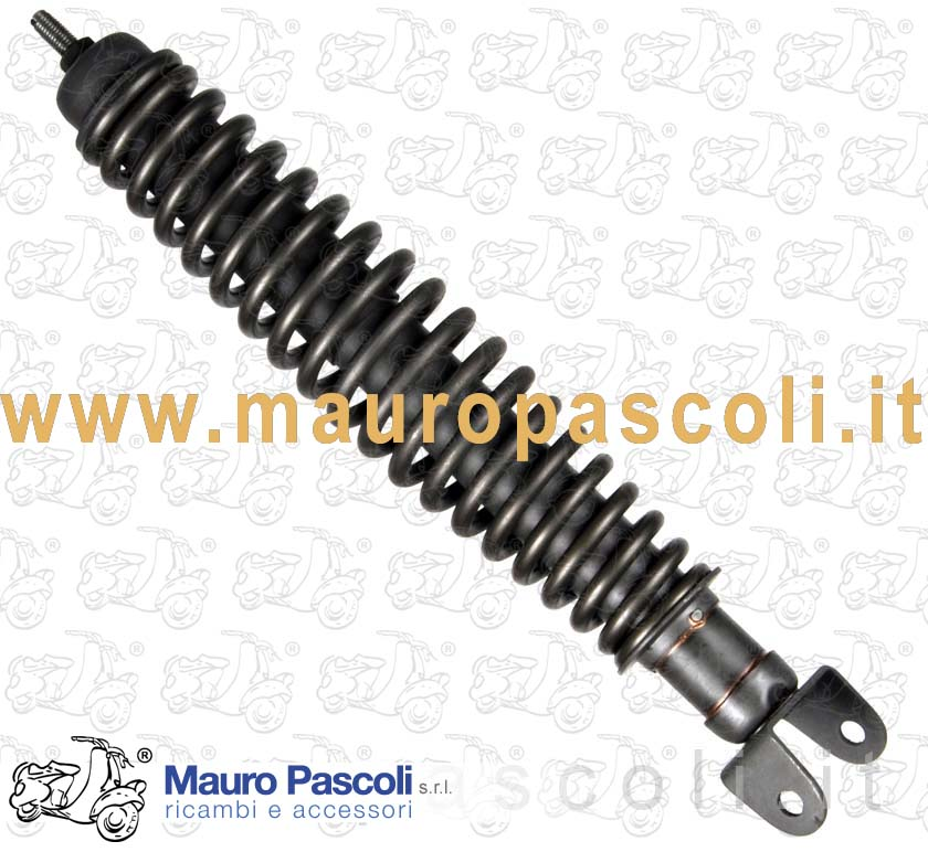 Rear damper, assy