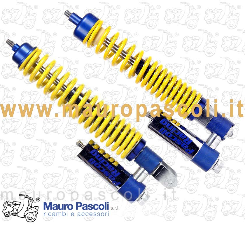 Front and Rear damper, assy Pascoli Racing