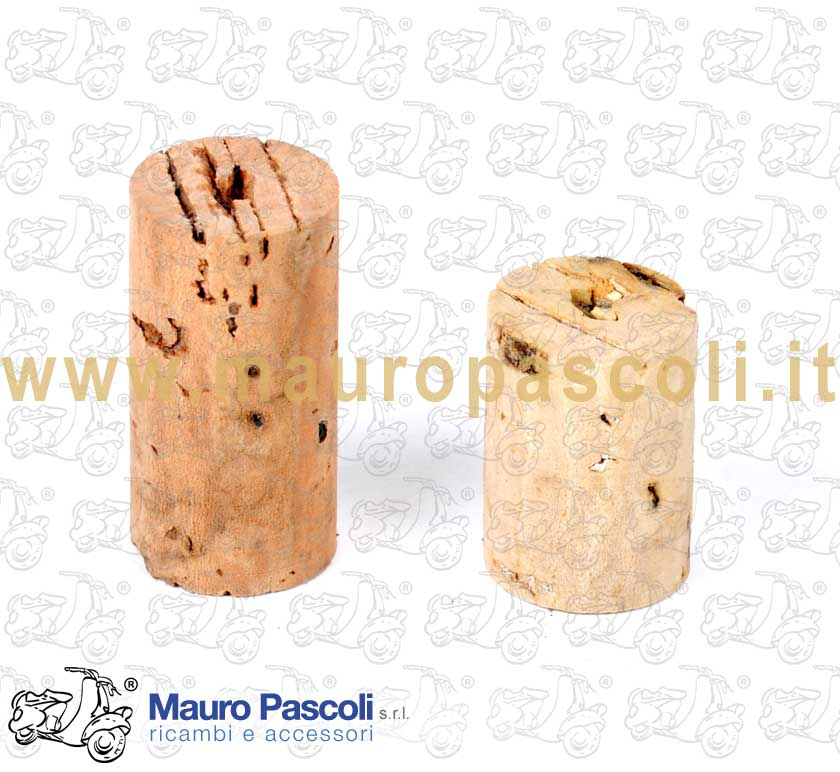Corks for fuel valve