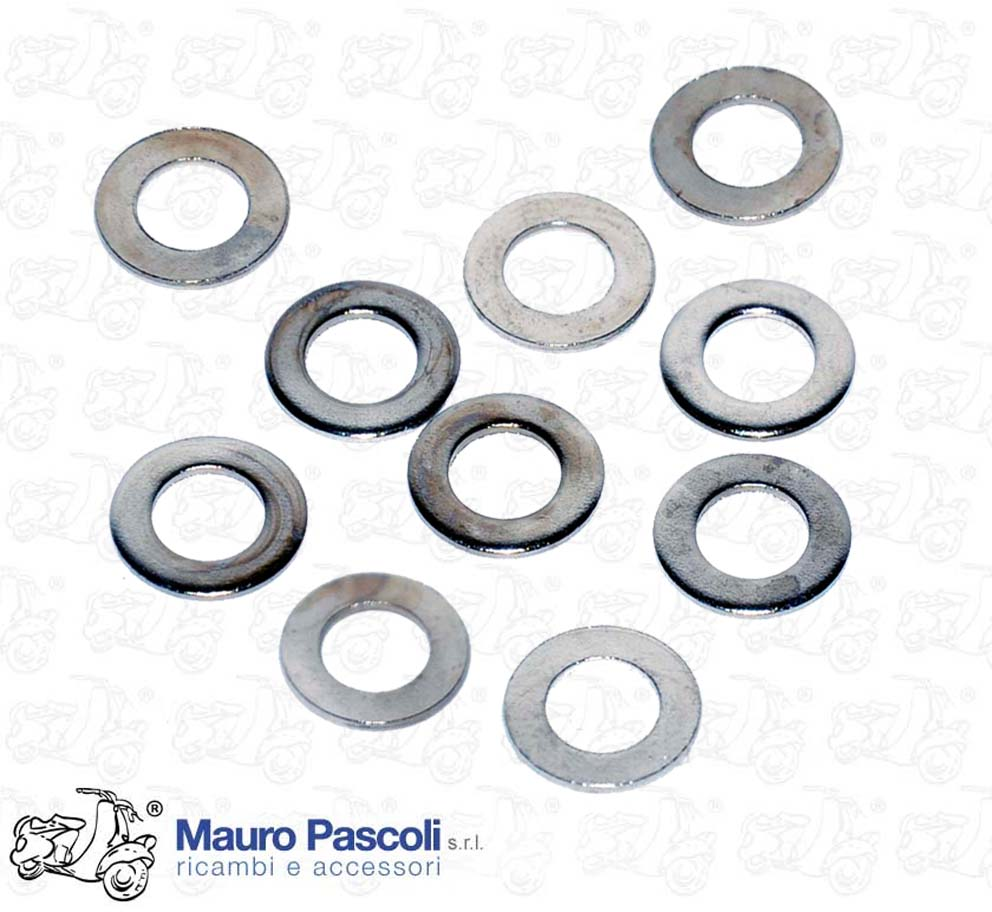 10 Washer Set (5 mm internal diameter)