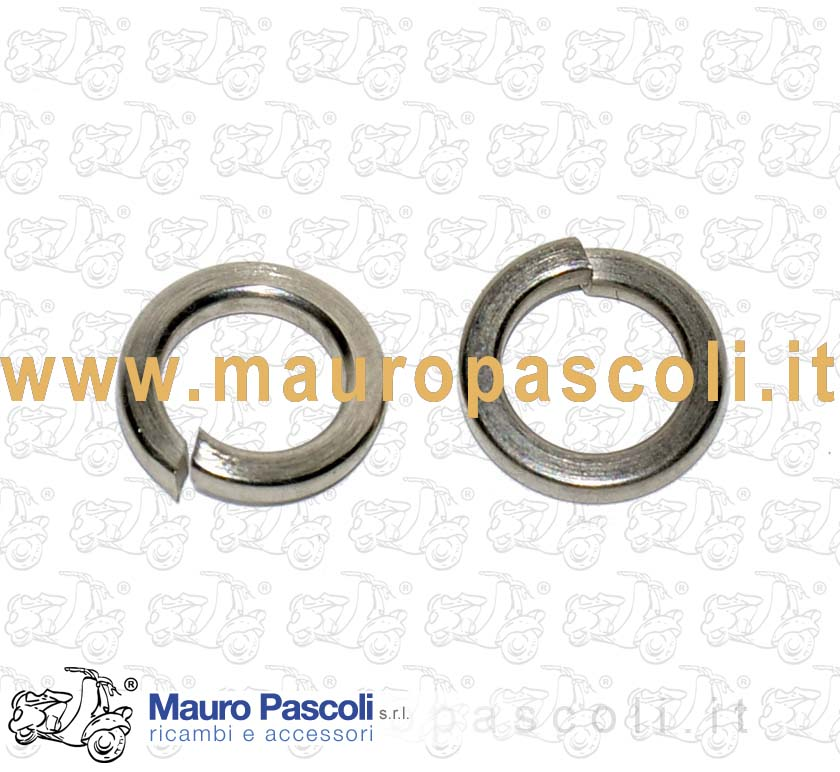 WASHER NICKEL WITH INSIDE DIAMETER 8 MM
