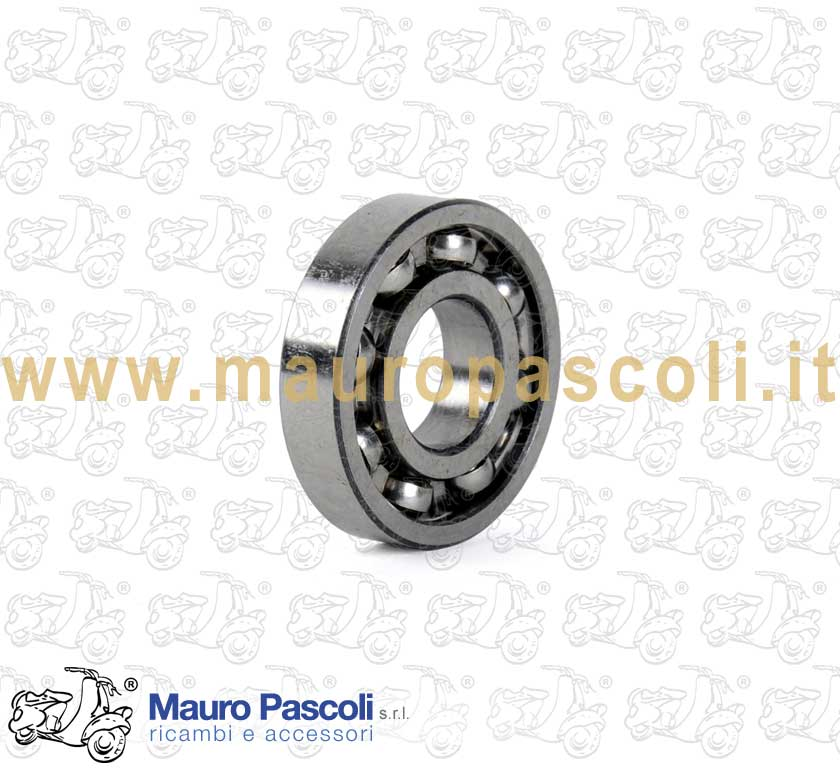 Bearing driveshaft wheel