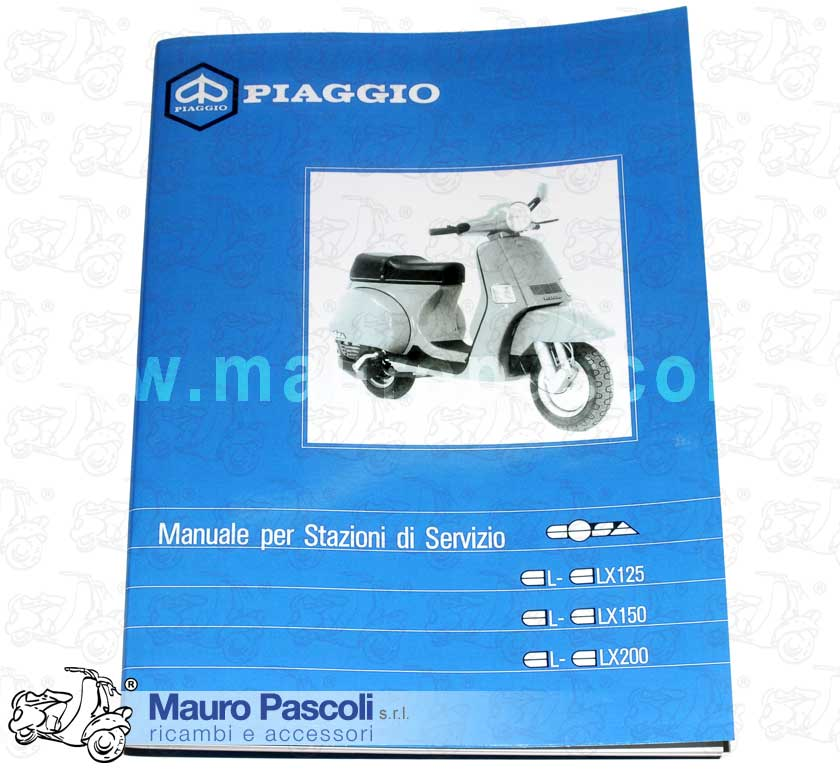 Catalogo mauro pascoli for Catalogo piaggio vespa