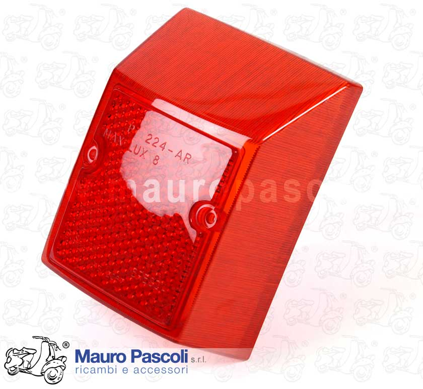 Rear Light, only plastic