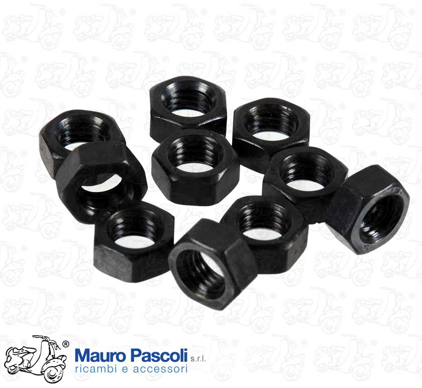 KIT N.10 DICE 7 MM WITH KEY HEXAGON MM 11 FOR MOTOR CRANKCASE.