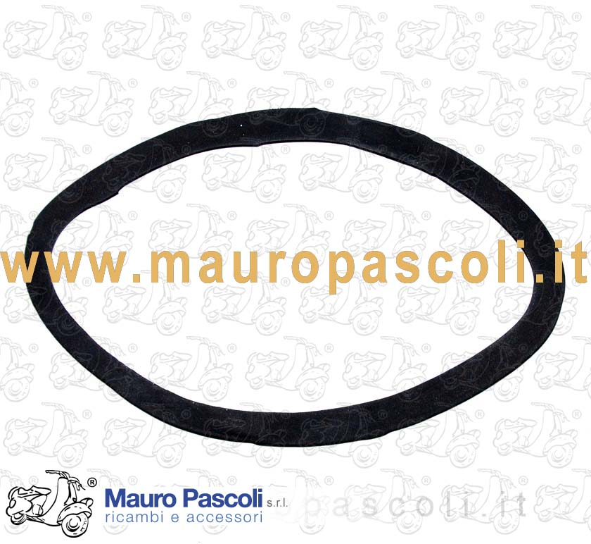 Gasket  speedometer black rubber
